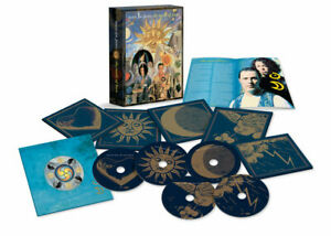 TEARS FOR FEARS - THE SEEDS OF LOVE 4 x CD & BLU-RAY 5.1 mix SUPER BOX SET