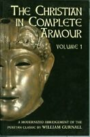 The Christian in Complete Armour, Vol. 1 by William Gurnall (Paperback)