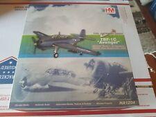 """Hobby Master 1/72 Air Power Series HA1204 TBF-1C """"Avenger"""" NZ2518 """"Plonky"""" 30"""