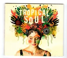 (IA747) Tropical Soul, Holly Holden Y Su Banda - 2016 CD