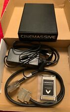 CineMassive Pci Expansion Chassis for Laptop