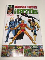 Marvel Firsts - The 1970s vol 1 - TPB - Marvel Comics - Excellent Shape