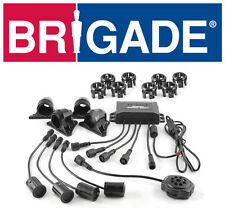 Brigade Sidescan Ultrasonic Blind Spot Detection System - 12/24V