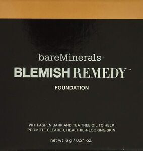 bareMinerals Blemish Remedy Foundation - Clearly Cream 03  (6 g / 0.21 oz)