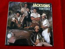 JACKSONS~TORTURE~MINT~ UNPLAYED COPY~ STORE STOCK~ EPIC ~ SOUL 45