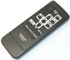 Hitachi DZ-RM3W Camcorder Remote Control for Model DZMV350A DZMV380A DZMV550A