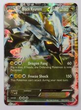Black Kyurem ex - 101/149 BW Boundaries Crossed - Ultra Rare Pokemon Card