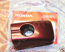 NEW 04-06 ACURA TL REDONDO RED DRIVER FRONT DOOR HANDLE LOCK COVER CAP OEM A01ZG