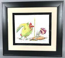 Chuck Jones Watercolor Lithograph - Bugs Bunny Ali Baba WB Looney Tunes LE 59/75