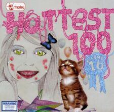 TRIPLE J Hottest 100 Vol 16 2CD Kings of Leon Ladyhawke Josh Pyke Bliss N Eso ++