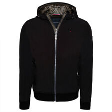 TOMMY HILFIGER MENS JACKET SOFT SHELL BOMBER WITH...