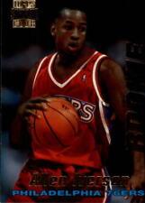 Allen Iverson Club Rookie Card  #R1 Topps 1996/97 NBA Basketball Card RC