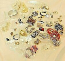 Jewelry Lot Vintage to Now Wear Craft Repurpose Costume Pearls Large Variety