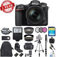 Nikon D500 DSLR Camera with 16-80mm Lens MEGA SUPREME BUNDLE NEW!