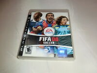 FIFA Soccer 09 (PS3) US-Version, komplett mit Anleitung