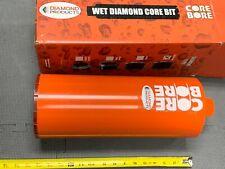 Diamond Products Core Bore 7 Concrete Bit Heavy Duty Segmented
