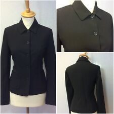 LK Bennett Ladies Black Formal Business Jacket UK Size 10
