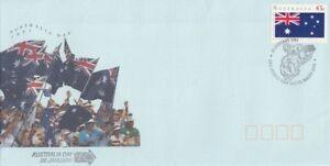 Australia 1991 First Day Cover FDC - Australia Day Koala Pictorial Post Mark