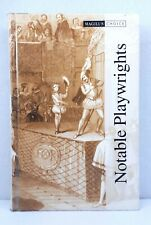 Notable Playwrights - Volume 1 Magill's Choice ex-library first printing 2005