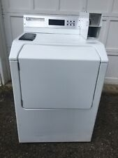 Maytag Neptune Mah21pd front load washer white coin laundromat commercial