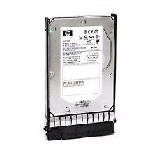 "HP 146GB DP 15K SAS 3.5"" Hard Drive"