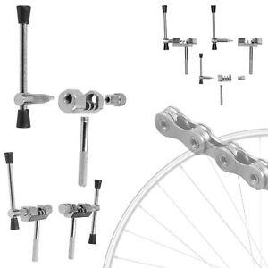 Kettennieter Fahrrad Ketten Nieter Splitter Drücker Werkzeug Kettenwerkzeug
