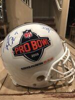 New Orleans Saints Pro Bowl Autographed/Signed Full Size Helmet PSA Drew Brees