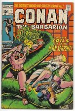 Marvel Conan The Barbarian #7 This book needs to be CGC ed, Very clean