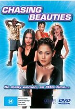 Chasing Beauties DVD PAL All Regions 🇦🇺 Brand New Sealed Free Postage