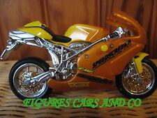 MOTO 1/18 DUCATI  999S TUNING  2003  MAISTO