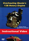 Rotary Engine Rebuild DVD By AtkinsRotary