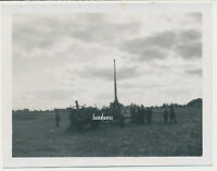 Foto Russland-Feldzug  russische Flak in Stellung  verlassen 1941 (1938)