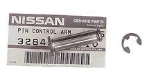 Datsun Shifter Control Lever Pin & Clip Set, 240Z 280Z 280ZX OEM NEW!
