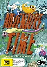 Adventure Time (Collection 1): My Two Favourite People NEW R4 DVD