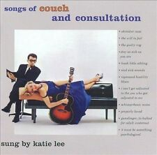 NEW Songs Of Couch And Consultation / Life Is Just A Bed Of Neuroses (Audio CD)