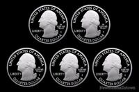 2014 S America the Beautiful National Parks Mint Silver Proof Set