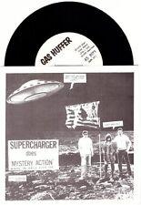 "Supercharger/Gas Huffer ""split"" 7"" OOP The Mummies Man or Astro-Man U-Men"