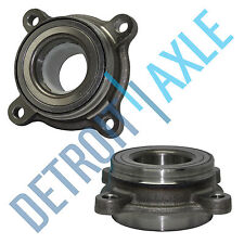 Pair: 2 New FRONT Driver and Passenger Wheel Bearing Land Cruiser Tundra Sequoia