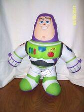 "Mattel Disney Pixar Buzz Lightyear Plush 2012 Toy Story 14"""