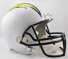 LOS ANGELES CHARGERS - Riddell VSR4 Deluxe Replica Helmet