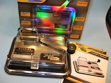 Clean TOP-O-MATIC T2 Cigarette making maghine in BOX w/ ALL PAPERWORK