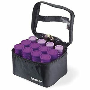 Conair Instant Heat Compact Hot Rollers w/Ceramic Technology