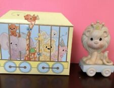 Precious Moments 1985 This Day Is Something To Roar About #15989 5 y.o. w/box