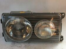 Mercedes Benz W123 Scheinwerfer Lampe rechts ERSTE SERIE NEU NOS ORIG. BOSCH