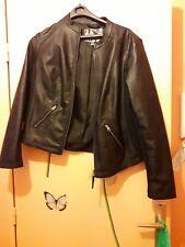 veste femme noire taille 42
