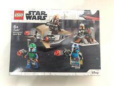 LEGO® Star Wars - Mandalorian Battle Pack | NEU/OVP/sealed | 75267