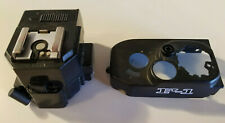 Canon Flash coupler L and Black Right Top Cover for original F-1 camera