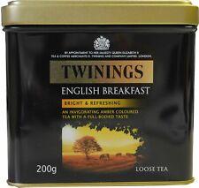 Twinings English Breakfast Tee 6 X 200g Dose 26 /kg