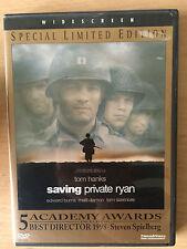 Tom Hanks SAVING PRIVATE RYAN | 1998 Steven Spielberg World War II Epic | US DVD