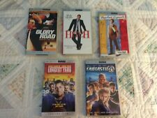 Lot Of 5 - Sony PSP UMD Video Movies Hitch / Fantastic 4 / Napoleon Dynamite ...
